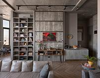 VOROBYOV HOUSE / VOROBYOV DESIGN BURO