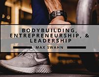 Bodybuilding, Entrepreneurship, and Leadership