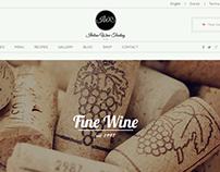 Italian Wine Trading (Website)