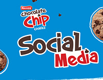 Bisconni Chocolate Chip Social Media