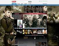 Sucker Punch Homepage Takeover