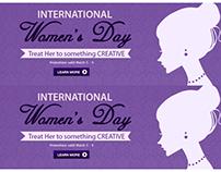 Creative Labs - International Women's Day