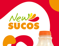 New Sucos - Branding and label