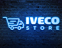IVECO Store - Redesign