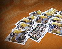 Little League Baseball Cards and Artwork