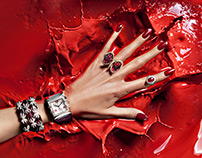 Harper's Bazaar - Nail Story