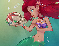 Ariel loves humans.