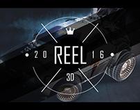 3D Modeling Reel 2016 - Edo3D