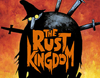 THE RUST KINGDOM Graphic Novel