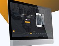 APPTECO | Mobile App Landing PSD Theme
