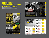 Beck's Shoes 2014 Industrial Safety Footwear Catalog