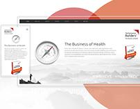 Performance Builders (Web Design)
