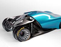 Jaguar Naked Concept - 1/4 Model Photos