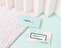 Stephanie Mifflin  Business card