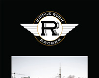 Ripple Rock Racers Trade Show Poster and Banner