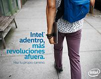 Intel Liverpool Campaign 2015