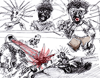 Storyboard/ Sketch