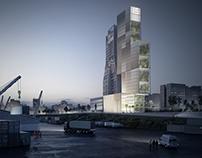 Piuarch - Banque Libano-Francaise HQ, Beirut