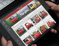 Patina iPad App