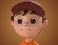 Garoto - Character for Animation