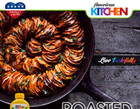 American Kitchen Campaigning