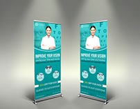 Optometrist & Optician Signage Template