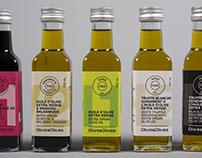 Olive & Olives huile et vinaigre