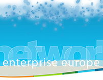 """Network Enterprise Europe"" Graphic Charter Animation"