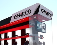 Kenwood shelf stand