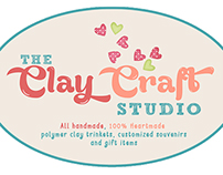 Logo Design Project for The Clay Craft Studio