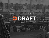 DRAFT branding
