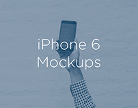 City Pack - iPhone 6 Mockups