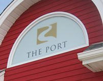 The Port Pub, identity and branding