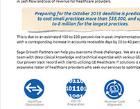 Sage Growth Partners Email Campaign