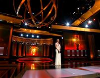 2014 Emmy Awards - Stage Visuals
