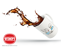 WIMPY Collector Mugs