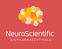 NeuroScientific Biopharmaceuticals / Brand & Web