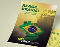 Reage, Brasil | CMSB