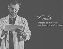 T-mobile / instore commercial / Histogram Film Prod.