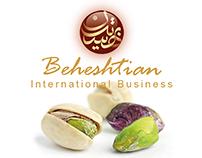 Beheshtian Gaz wrapping design