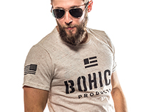 Photography for BOHICA Products