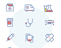 Iconography for Drugstore