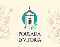 Logo Pousada D'Vitória