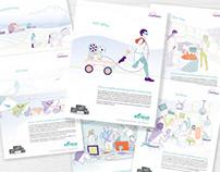 Softdocs Etrieve Ad series Illustrations