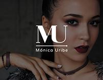 Logotipo Mónica Uribe