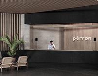 Pérron - City Hotel