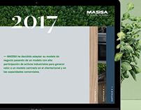 Informe Integrado Web Masisa 2017