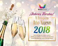 WiduDesign Año Nuevo 2018