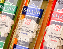 Vermouth Packaging Design – Salgir