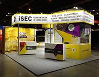 Stand design - ISEC
